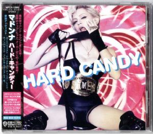 HARD CANDY - JAPAN CD ALBUM (WPCR-12880)
